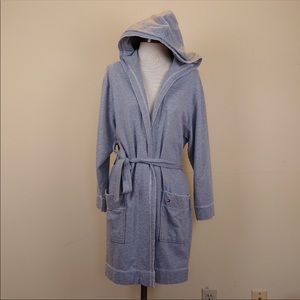 Tommy Hilfigher hooded robe
